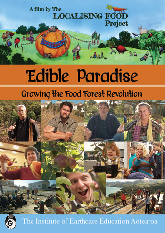 LFP Edible Paradise DVD Cover 2017