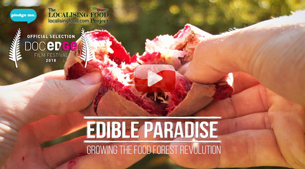 Edible Paradise Feature-Documentary-Trailer