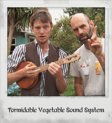Formidable Vegetable Sound System sm