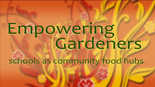 4 'Empowering Gardeners' Doco Download (Part 4 of 'Growing Schools Series') Image