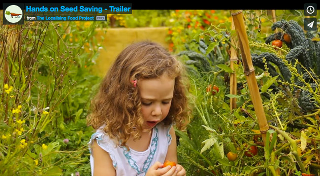 Hands On Seed Saving Documentary Trailer
